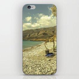 Cretan Paradise iPhone Skin