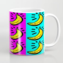 BANANA EMERGENCY TEST  Coffee Mug