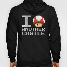 I Love Another Castle Hoody
