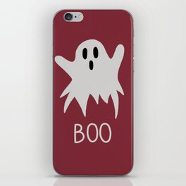 Are you scared ? #2 iPhone Skin