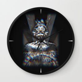 Carolus Magnus Wall Clock