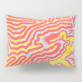 Coral Dud Pillow Sham