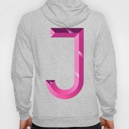 Crystal 'J' Hoody