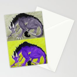 Dragons-2012 Stationery Cards