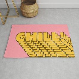 Chill Chill Chill! Rug