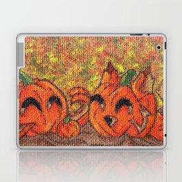 Pumpkin Buddies Laptop & iPad Skin