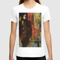 acid T-shirts featuring Acid rain by Ganech joe