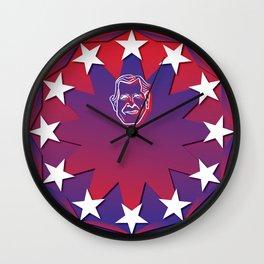 W. Wall Clock