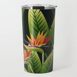 Tropical Flowers vol.4 Travel Mug