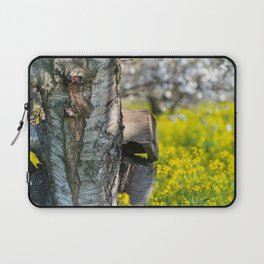 Sunnyvale's Cherry Orchard Laptop Sleeve