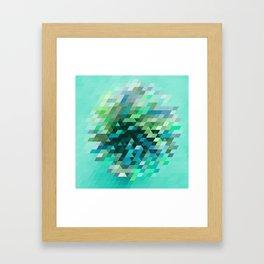 Cluster 2 Framed Art Print