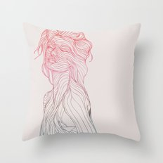 Someplace Beautiful Throw Pillow