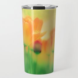 To Gather Orange Blossom Travel Mug
