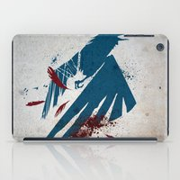 infamous iPad Cases featuring inFamous Second Son Good Karma by Kyrsten Carlson