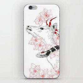 Ink Snake iPhone Skin