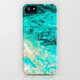 Waves in Key West iPhone Case