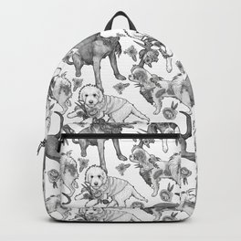 Fetching Florals Backpack