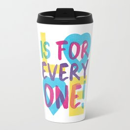 Love's Spectrum Travel Mug
