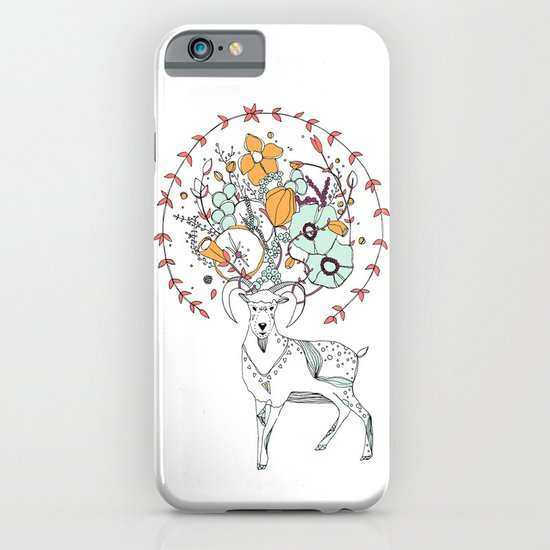 like a halo around your head iPhone & iPod Case
