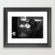 Electra 225 Framed Art Print