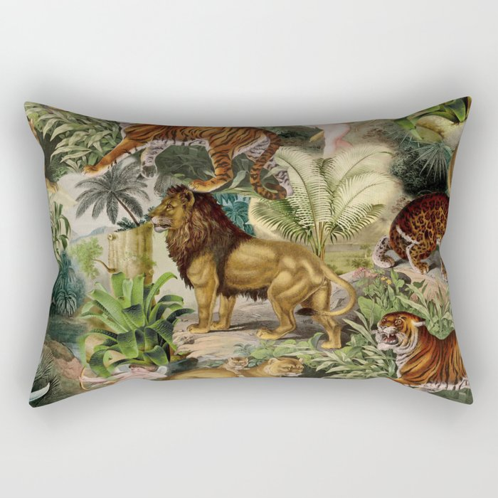 The beauty of the forest Rectangular Pillow