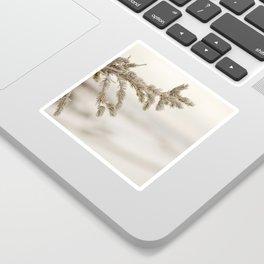 Icy Tamarack Sticker