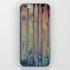 Between the Lines iPhone & iPod Skin