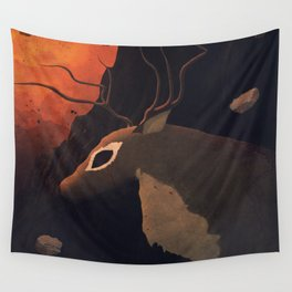 """""""In Spirits We Trust"""" Wall Tapestry"""