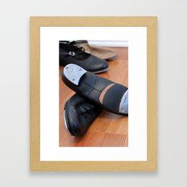 Tappish pt. 2 Framed Art Print