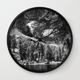 Ten Lakes Basin - Yosemite N.P. Wall Clock