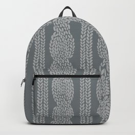 Cable Greys Backpack