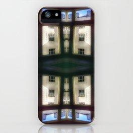 Apartment blues iPhone Case