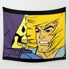 The Eternal Struggle Wall Tapestry