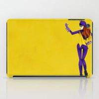 batgirl iPad Cases featuring Batgirl by genie espinosa