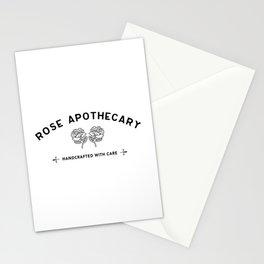 Schitt's Creek Rose apothecary Stationery Cards