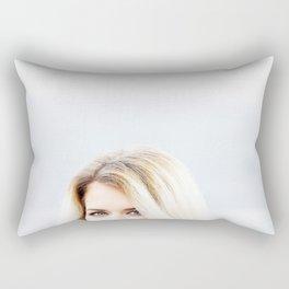 Blue eye 1 Rectangular Pillow