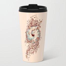 A Temporal Existence Travel Mug