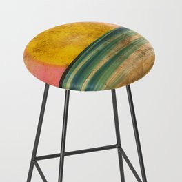 Ocean Sunset Vintage 2.0 Bar Stool