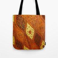 batik Tote Bags featuring batik  by customgift