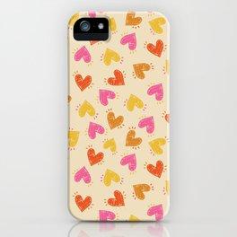 Summer Lovin' Print iPhone Case