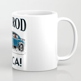 Hot Rod Chica - for Dark Shirts Coffee Mug
