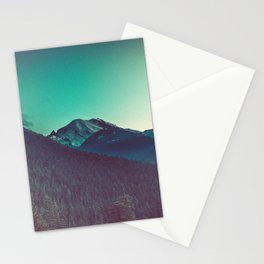 Mt. Olympus in Olympic National Park Stationery Cards