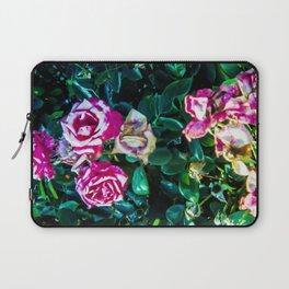 Sunburnt Beverly Hills Rose Laptop Sleeve