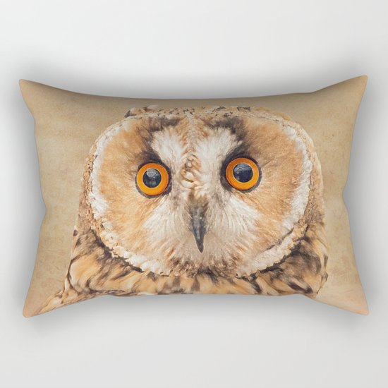 OWLIFY Rectangular Pillow