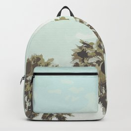 Windy Palms Backpack