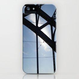 Plenum iPhone Case