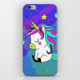 Love Unicorn iPhone Skin