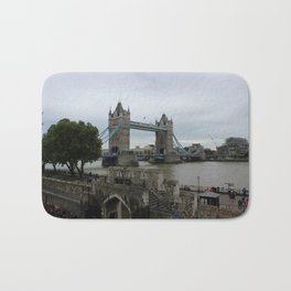 Tower Bridge Bath Mat