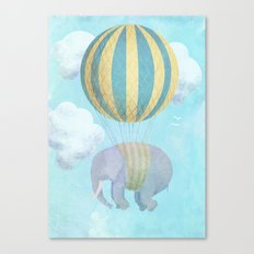 Escape From the Circus Canvas Print