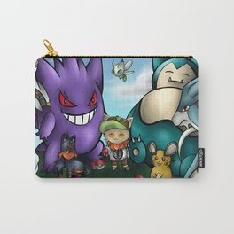 Trainer Teemo Carry-All Pouch